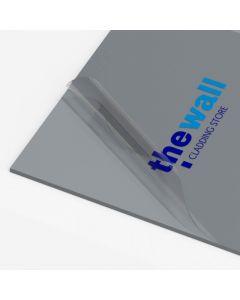 Gloss Light Grey Acrylic Sheet
