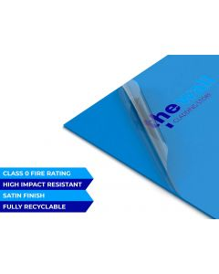 Palclad™ Prime Bluebird Pvc Wall Cladding Sheet