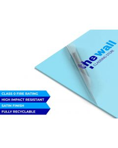Palclad™ Prime Pastel Blue Pvc Wall Cladding Sheet
