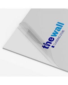 Gloss White Acrylic Sheet